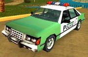 VCPD Cruiser, Vice Point, VCS