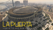 La-Puerta-Ansichtskarte