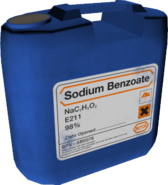 Betta-Natriumbenzoat