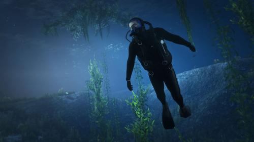 GTA-V-Handbuch Bewegung über und unter Wasser