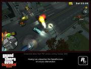 GTA CW PSP Sreenshot2