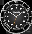 Kronos-Armbanduhr