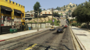 Milton RoadGTAV