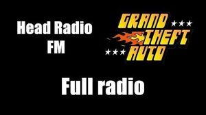 GTA 1 (GTA I) - Head Radio FM Full radio