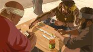 Jamaican domino