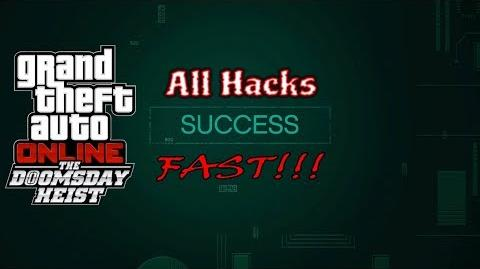 GTA 5 Doomsday Act 3 ALL Hack s FAST
