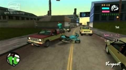 GTA Vice City Stories - Walkthrough - Port Sports - Turismo Race 3