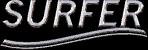 Surfer Logo V