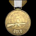 Schießstand V Gold