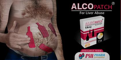 Alcopatch Plakat IV