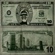 10-Dollar-Schein