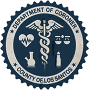 Department of Coroner logo