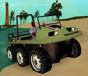 Splitz 6-ATV, Ocean Beach, VCS