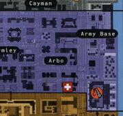 Karte GTA2 Residential Arbo