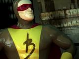 Brown Streak (fiktive Figur)
