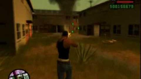 GTA San Andreas Walkthrough