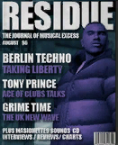 Residue Cover IV