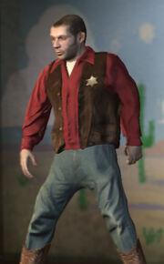 Dusty Cowpoke (GTA4)