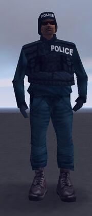 SWAT-Einheit, III