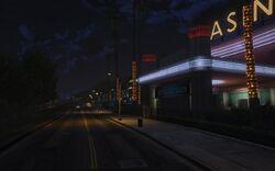 GTA5 Vinewood Park Drive 01