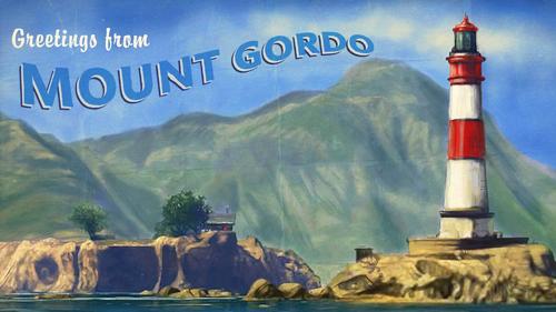Mount-Gordo-Ansichtskarte