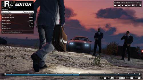 GTA-V-Handbuch Rockstar Editor 6
