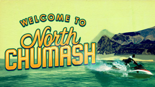 North-Chumash-Ansichtskarte