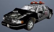 Polizei damaged, III