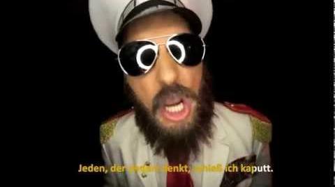 """""""Totalitär"""" feat """"Herrscher"""" (Tropico 5-Song G1 291)"""