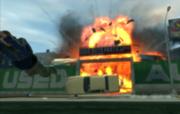 Explosion uap