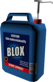 Blox-Kanister