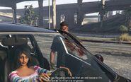 GTA5 Autodieb 2 Saeeda Kadam