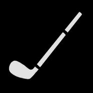 Golfschläger-Icon, SA