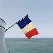 Jachtflagge, Frankreich