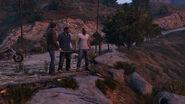 Michael, Trevor und Franklin nach dem Tod Devin Westons, Die dritte Alternative, Grand Theft Auto V, GTA 5