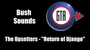 """GTA London (1961 & 1969) - Bush Sounds The Upsetters - """"Return of Django"""""""