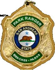 Park Ranger Marke