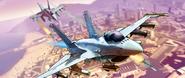 Jet vs Jet GTA Online
