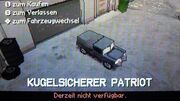 Autohändler - Kugelsicherer Patriot, CW