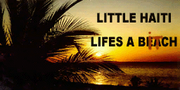 Life's-a-Beach-Schild, VC