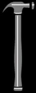Hammer-HUD-Symbol