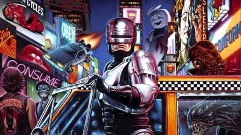 Flash Arnold - City Limits