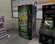 Getränke-Automat, Fort Carson, SA