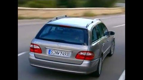 Mercedes Benz E-Class Station Wagons W211 S211 Specs Documentary