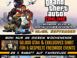 Freemode-Events-Social-Club-Wochenende
