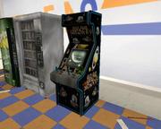 Go-Go-Space-Monkey-Spielautomat, 24-7, SA