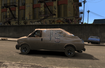 Speedo Fließheck, GTA IV