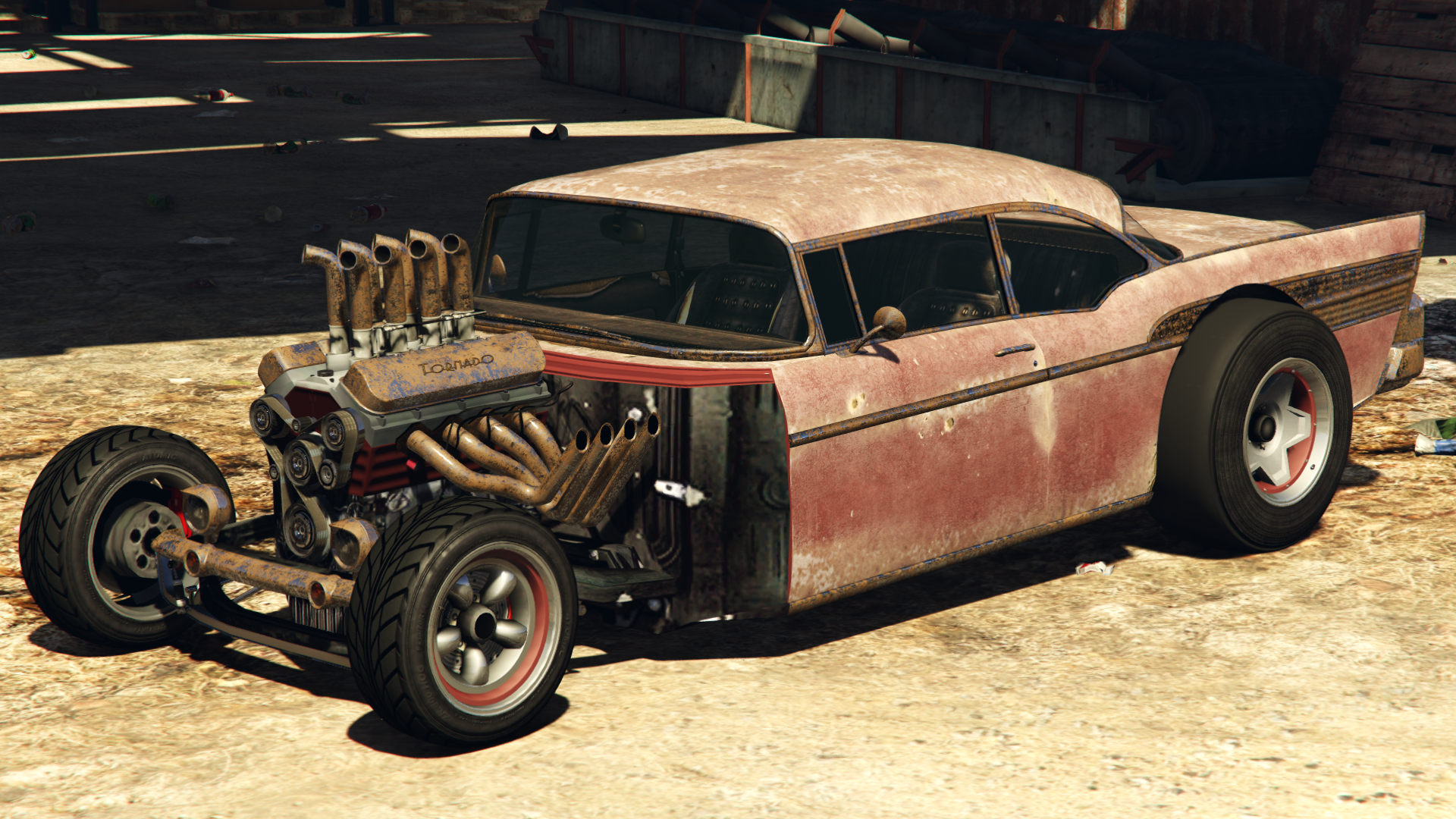 Tornado Rat Rod V Gta Wiki Fandom Powered By Wikia