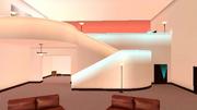 Treppenhaus, Clymenus Suite, VCS