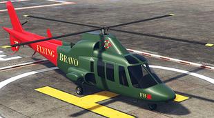 Flying Bravo